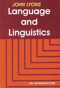 language-and-linguistics