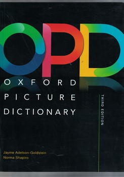 oxford-picture-dictionary-(opd)-(3th-edition)