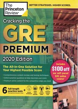 cracking-the-gre-premium