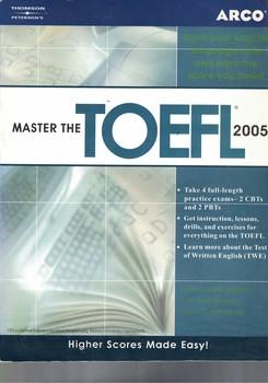master-the-toefl2005