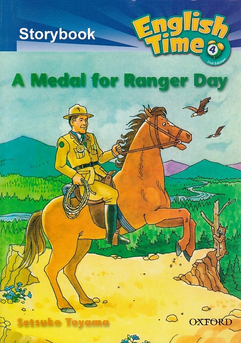 english-time-4-storybook-amedal-for-ranger-day-