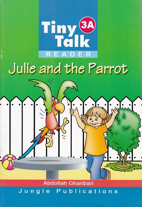 tiny-talk-3a-reader-julie-and-the-parrot-