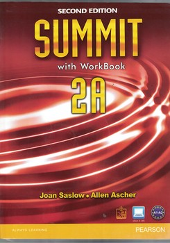 summit-2a-with-workbook-(2th-edition)