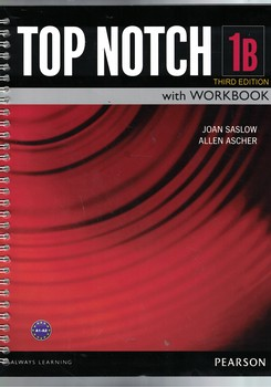 top-notch-1b-with-workbook-(3th-edition)