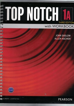 top-notch-1a-with-workbook-(3th-edition)