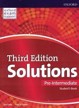 solutions-pre-intermediate-student's-book