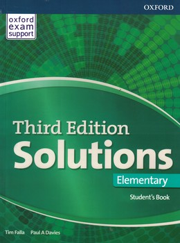 solutions-elementary-student's-book