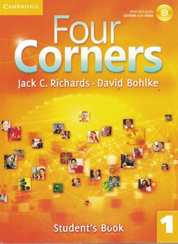 four-corners-1-student's-book-(with-workbook)-(1th-edition)-