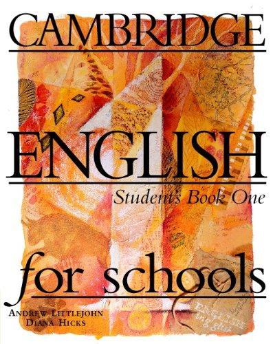 cambridge-english-for-schools-1-student's-book