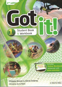 got-it!-1-students-book--workbook-(2th-edition)