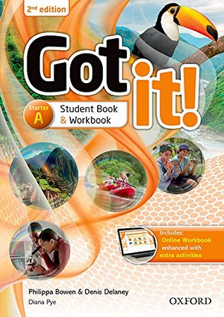 got-it!-starter-a-students-book--workbook-(2th-edition)