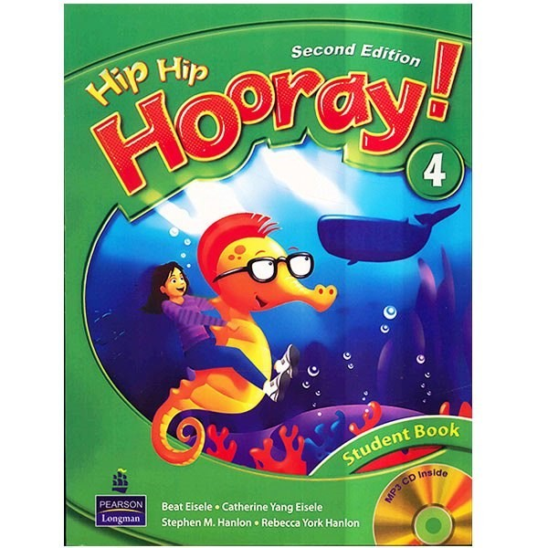 hip-hip-hooray!-4-student's-book-with-workbook-(2th-edition)
