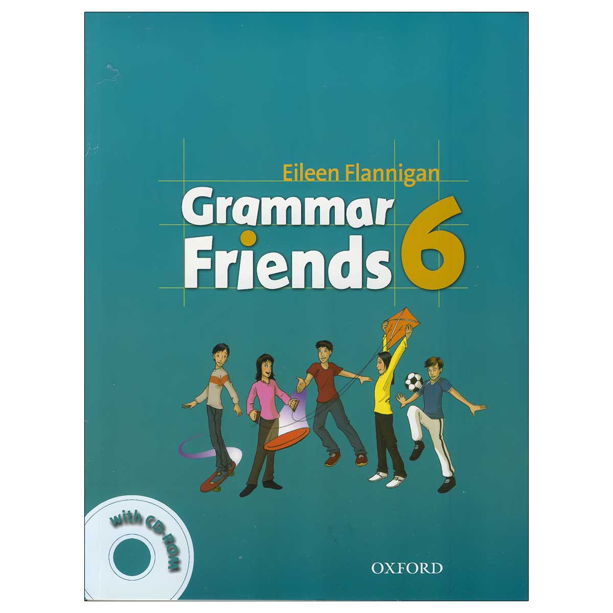 grammar-friends-6-student's-book-with-cd-rom-pack