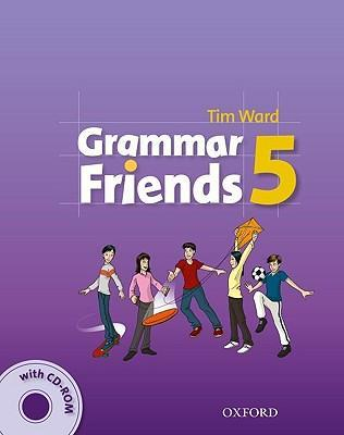 grammar-friends-5-student's-book-with-cd-rom-pack