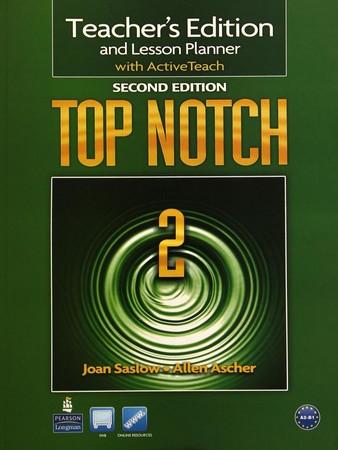 top-notch-2-teacher's-edition-(2th-edition)-