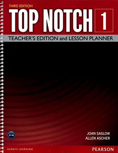 top-notch-1-teacher's-edition-(3th-edition)