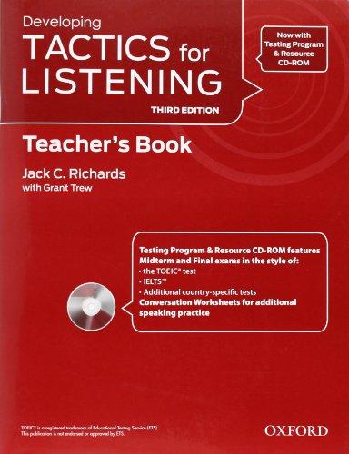 tactics-for-listening-developing-teacher's-book