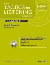 tactics-for-listening-basic-teacher's-book