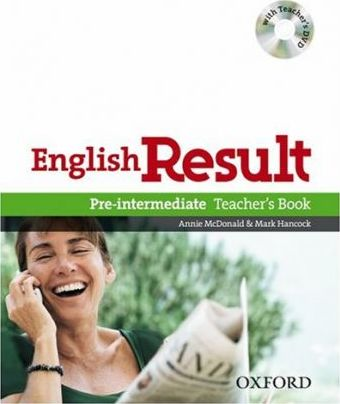 english-result-pre-intermediate-teacher's-book-with-dvd-pack