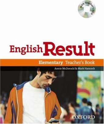english-result-elementary-teacher's-book-with-dvd-pack