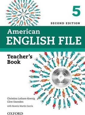 american-english-file-5-teacher's-book