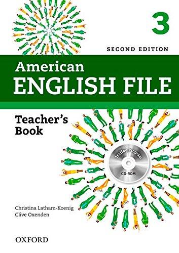 american-english-file-3-teacher's-book