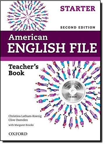 american-english-file-starter-teacher's-book