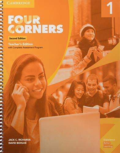 four-corners-1-teacher's-edition-(2th-edition)