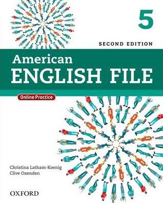 american-english-file-5-student's-book-with-workbook-(2th-edition)