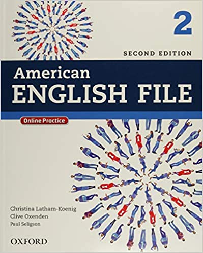 american-english-file-2-student's-book-with-workbook-(2th-edition)