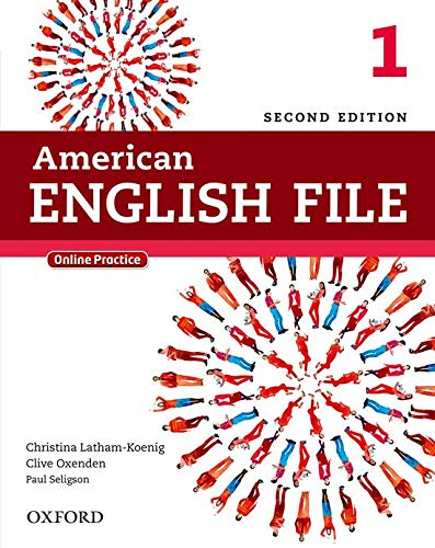 american-english-file-1-student's-book-with-workbook-(2th-edition)