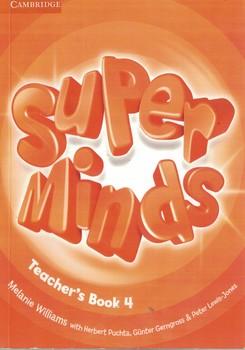 super-minds-teacher's-book-4