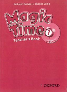 magic-time-1-teacher's-book