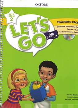 lets-go-lets-begin-2-teacher's-pack-(5th-edition)