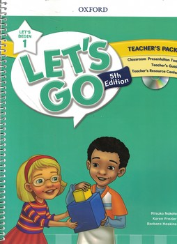 lets-go-lets-begin-1-teacher's-pack-(5th-edition)