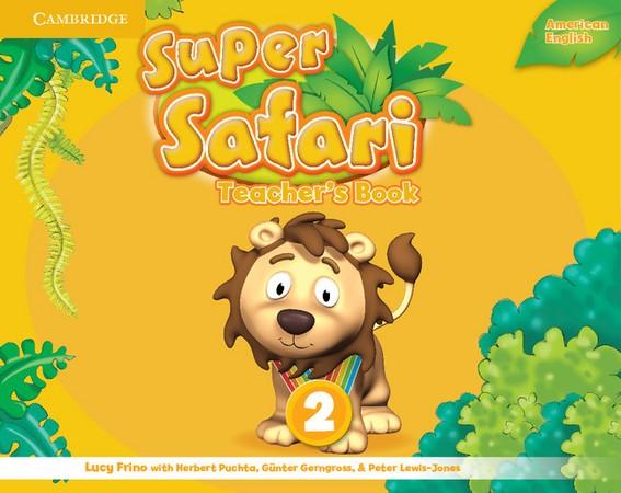 super-safari-2-teacher's-book