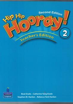 hip-hip-hooray-2!-teacher's-edition