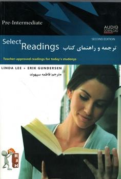 ترجمه-و-راهنماي-كتاب-select-readings-pre-intermediate