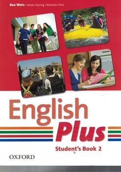 english-plus-2-student's-book-