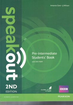 speakout-pre-intermediate-students-book-(with-workbook)-(2th-edition)
