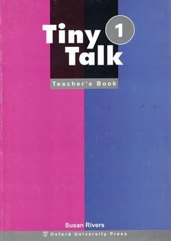 tiny-talk-1-teacher's-book