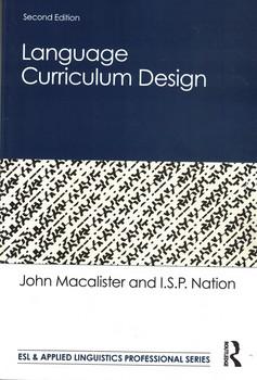 language-curriculum-design-second-edition
