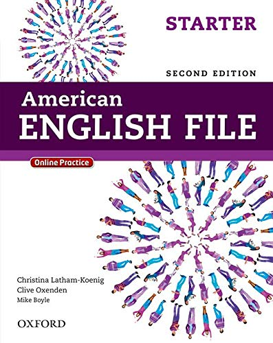american-english-file-starter-(2th-edition)