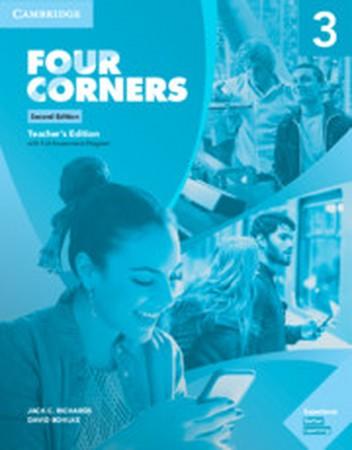 four-corners-3-teacher's-edition-(2th-edition)