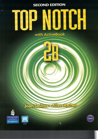 top-notch-2b-with-workbook-(2th-edition)