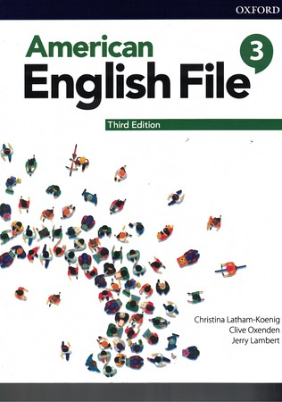 american-english-file-3-student's-book-with-workbook-(3th-edition)-