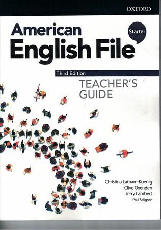 american-english-file-starter-teachers-guide-(3th-edition)---