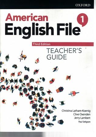 american-english-file-1-teachers-guide-(3th-edition)---