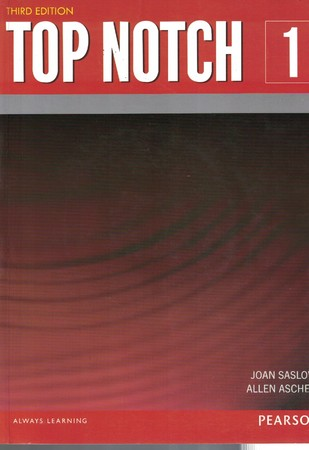 top-notch-1-with-workbook-(3th-edition)