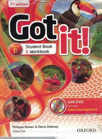 got-it!-starter-b-students--(2th-edition)
